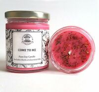 Come To Me Soy Candle For Love Romance Seduction Commitment Spell Hoodoo Wiccan