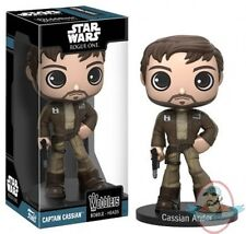 Star Wars Rogue One : Captain Cassian Bobblehead by Funko