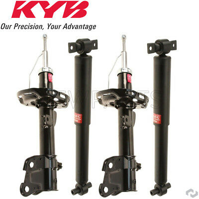 For 2009-2015 Honda Pilot Strut and Coil Spring Assembly Front Right KYB 33186NR