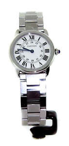 Cartier-Ronde-Solo-Ladies-Stainless-W6701004
