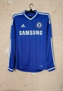 Chelsea London 2013 - 2014 home football shirt jersey Adidas size ...