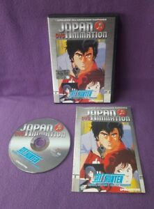 DVD-Japan-Animation-City-Hunter-Amore-Destino-and-by-the-357-Magnum-Deagostini
