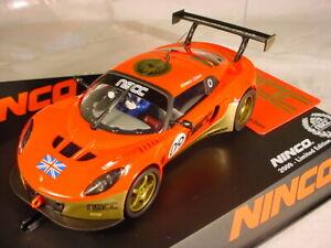 Ninco-NSCC-2009-Lotus-Exige-GT3-50550-MB-313-of-500-cars
