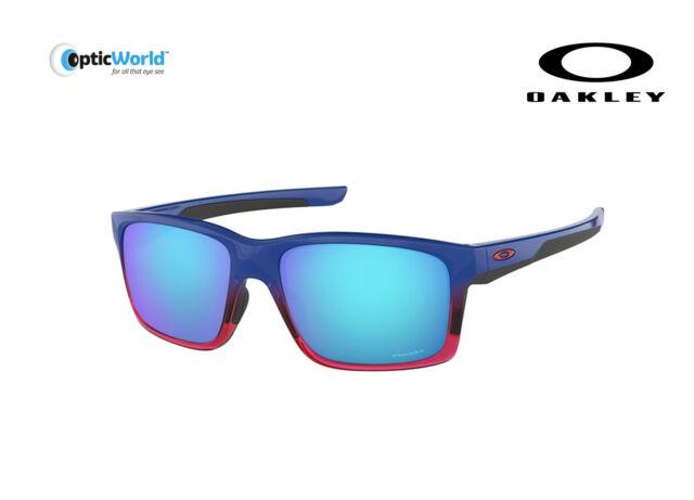 8819682bca0 Sunglasses Oakley Mainlink 9264-32 Blue Pop Fade Prizm Sapphire Iridium