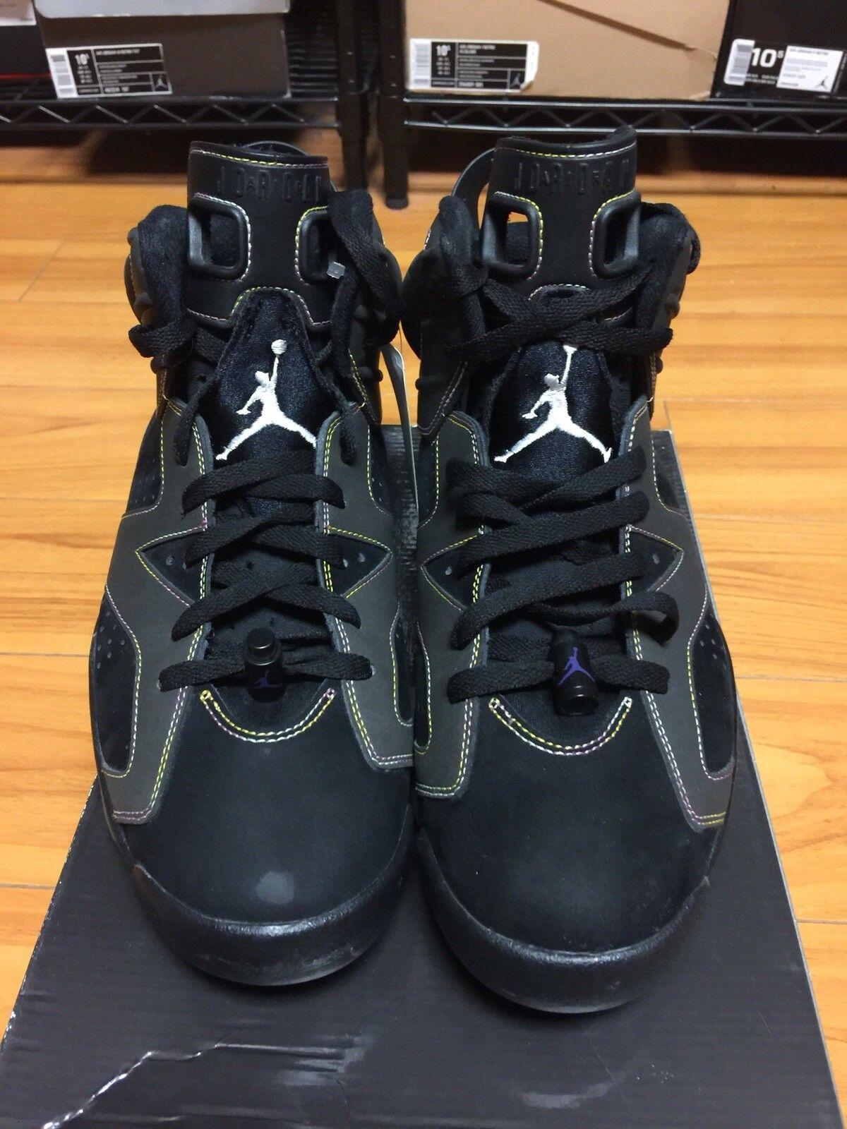 Air Jordan retro 6 Lakers sz 11