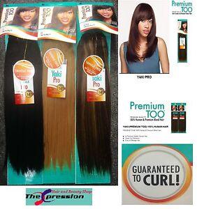 Image Is Loading Sensationnel Premium Too Yaki Pro 100 Human Hair