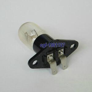 Microwave Oven Light Bulb Lamp Globe Z187 250v 20w Re8 For