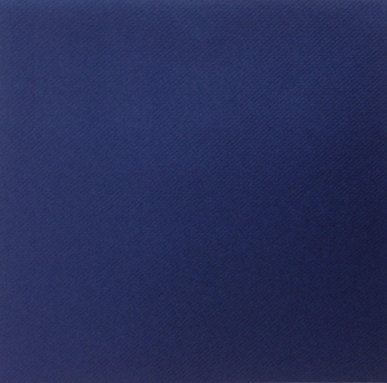 500 x bleu marine tablin Toison Papier Premium serviettes 40 cm Lin Feel Serviettes