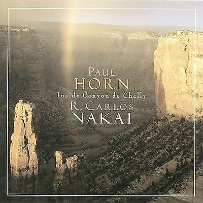 Inside Canyon de Chelly - Horn, Paul (CD 1997)