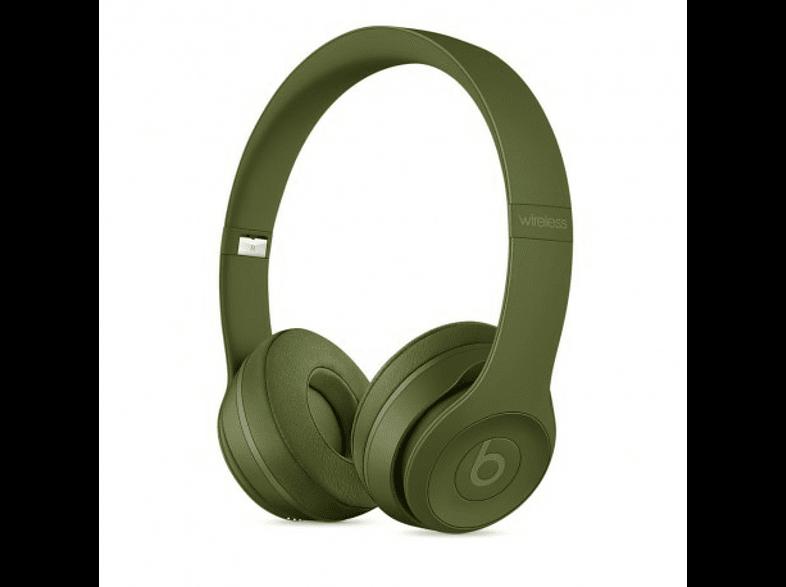 Apple Beats Solo3 Auriculares Inalámbricos Verdes (MQ3C2ZMA)