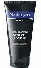 Neutrogena Men Skin Clearing Shave Cream 5.10 oz (Pack of 8)