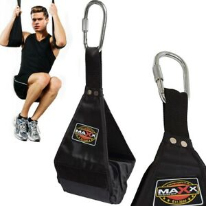 Ab Slings Abdominal Straps Crunch Weight Lifting Door Hanging Gym Ab Trainer