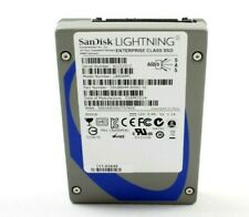 "Sample Unit Sandisk Pliant Lightning Enterprise SAS 200GB SSD Drive 2.5"" Inch"