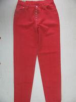 Vtg Womens Levis Jeans 501 13m 13 Medium 31 X 32 Salmon Pink Button Fly