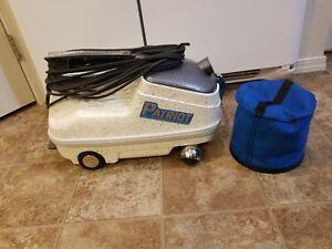 Patriot Home Defense System Vacuum Cleaner Schoettler