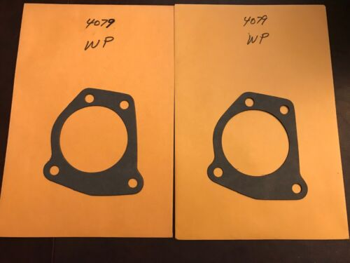 New 1936 Lincoln Zephyr V12 267 Water Pump Mounting Gaskets
