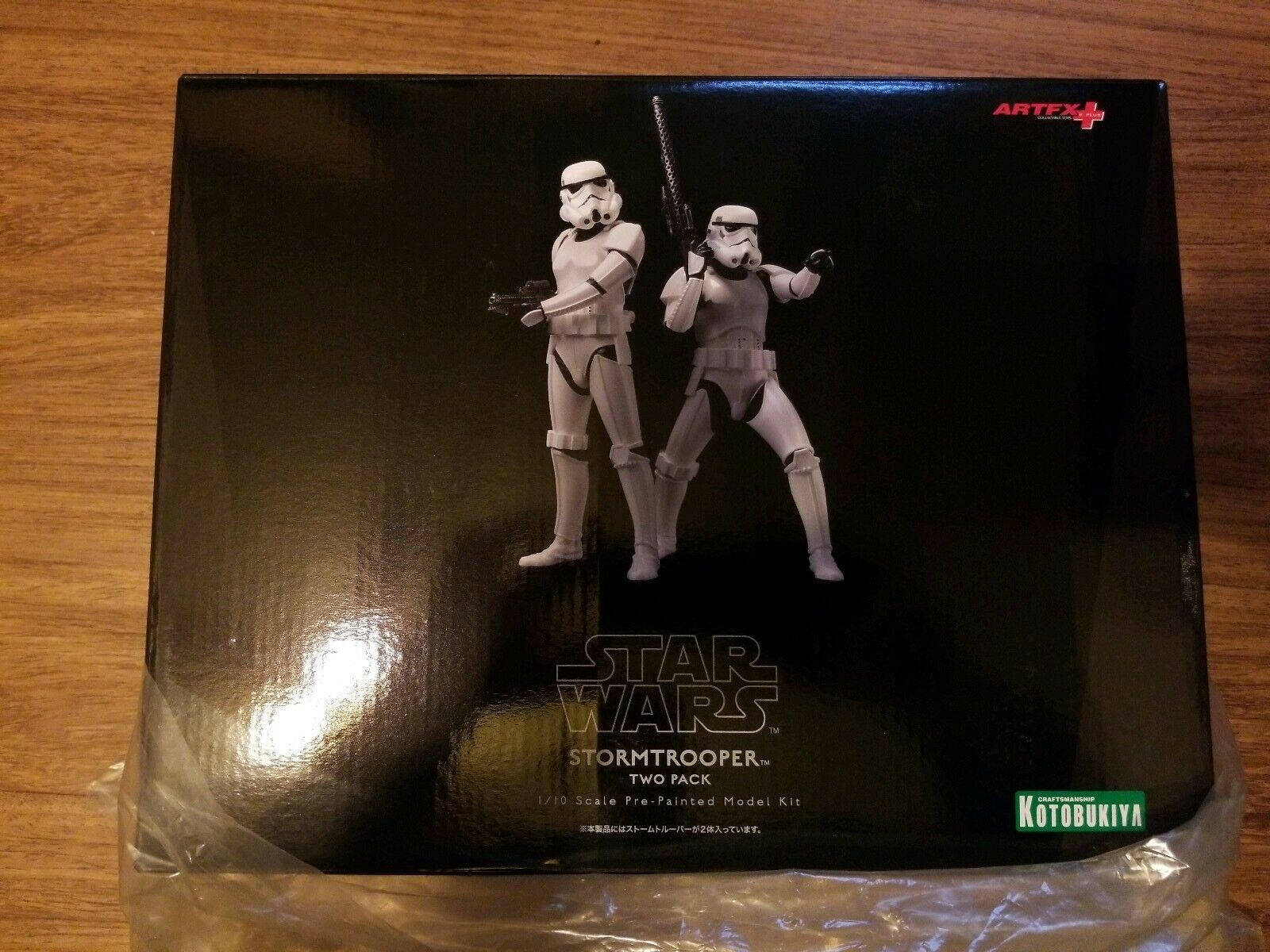 ARTFX + Stormtrooper dos paquetes 2 Build Pack 1 10 Kotobukiya Estrella Wars