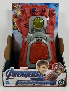 Avengers RED elettronico Gauntlet