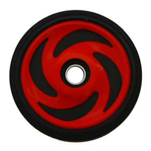 Idler Wheel x 20mm 6.38in Candy Red For 2003 Polaris 700 XC SP~PPD