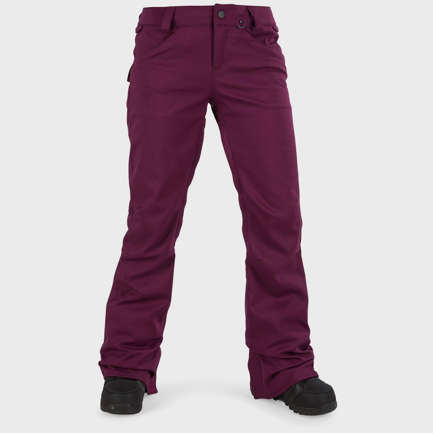 VOLCOM Women's  SPECIES STRETCH Snow Pants - ORC  Size Small - NWT LAST ONE LEFT