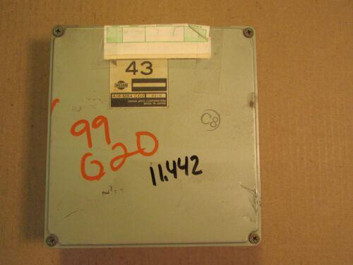 INFINITI G20 ECU ECM COMPUTER A18-M84 CD2