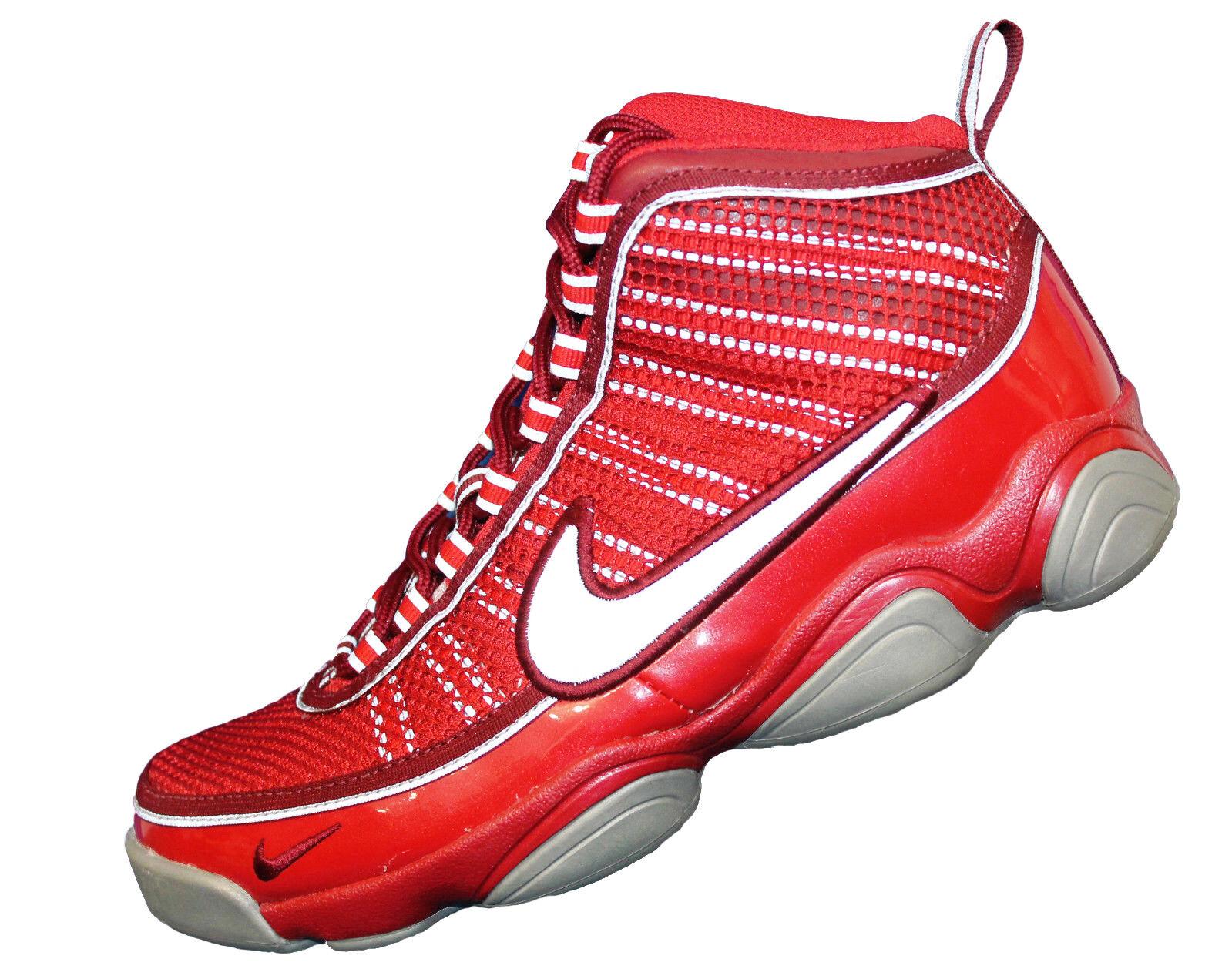 Hombre Nike Zoom no le 416367-606 Hoh Basketball zapatos - 416367-606 le 773a9e