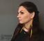 7-034-Extra-Long-Yellow-Beaded-Earrings-Ombre-Shoulder-Dusters-Long-Seed-Bead-Earrin thumbnail 5