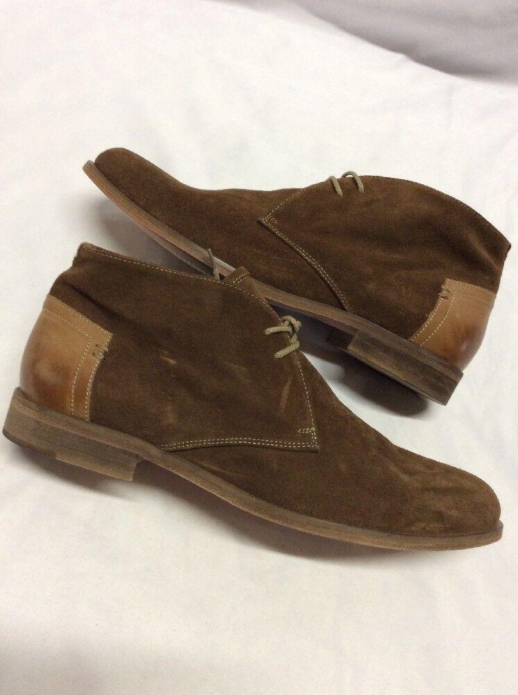 New Men's Johnston & Murphy Boot, Brown, Size 9, Eur 42 JM3