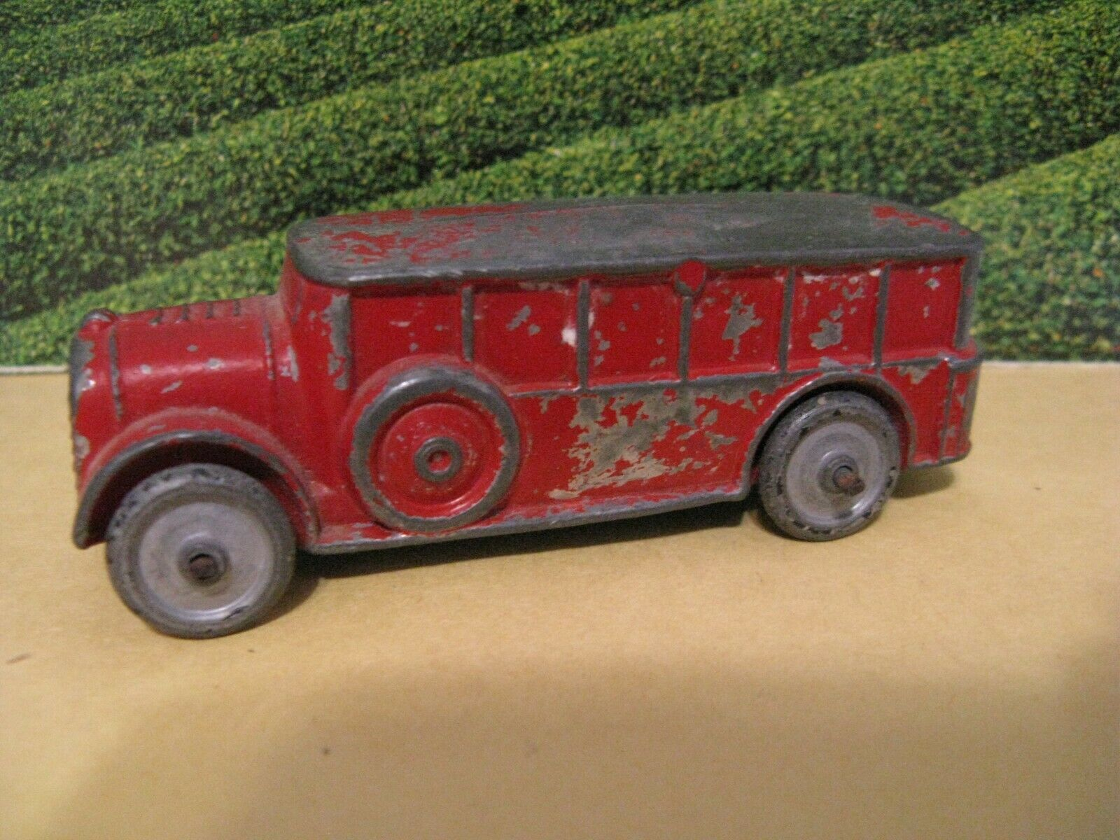 1928 Charles A. Wood Novelty Co C.A.W Vintage Slush Mold Touring & Overland Bus