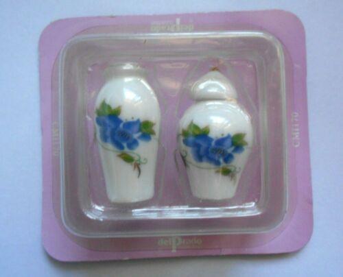 Miniature Vases-Dollhouse del prado