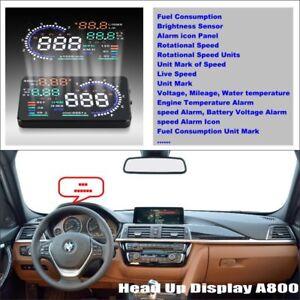 for bmw 3 e46 gt f30 f31 car hud up display ebay