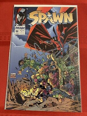 Spawn #6 CGC 9.8 Image 1st App Appearance of Overt-kill 11//92 NM Newly Graded
