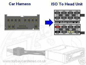 Mazda Autoleads PC2-78-4 Car Audio Harness Adaptor Lead