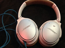 Bose QC25 QuietComfort Noise Cancelling Headphones - White - Apple compatible