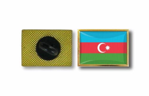 pins pin/'s flag national badge metal lapel backpack hat button vest azerbaijan