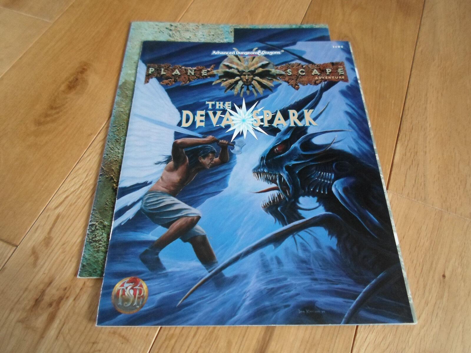 AD&D PLANESCAPE The Deva Spark (NR MINT)