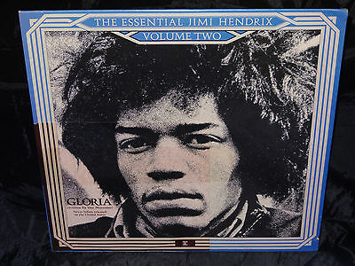 "Jimi Hendrix The EssentaIl Vol 2 Sealed Vinyl Record Lp & 7"" USA 79 Orig Reprise"