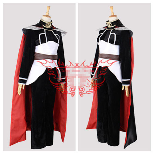 Sailor Moon Prince Endymion Suits Fighting Cosplay Costume Full Sets Free Ship