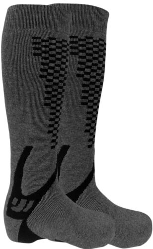 SKI-Kniestrümpfe für Herren 3er Pack Bekleidung Socken Thermo Strümpfe Innenfrotte Polsterzonen