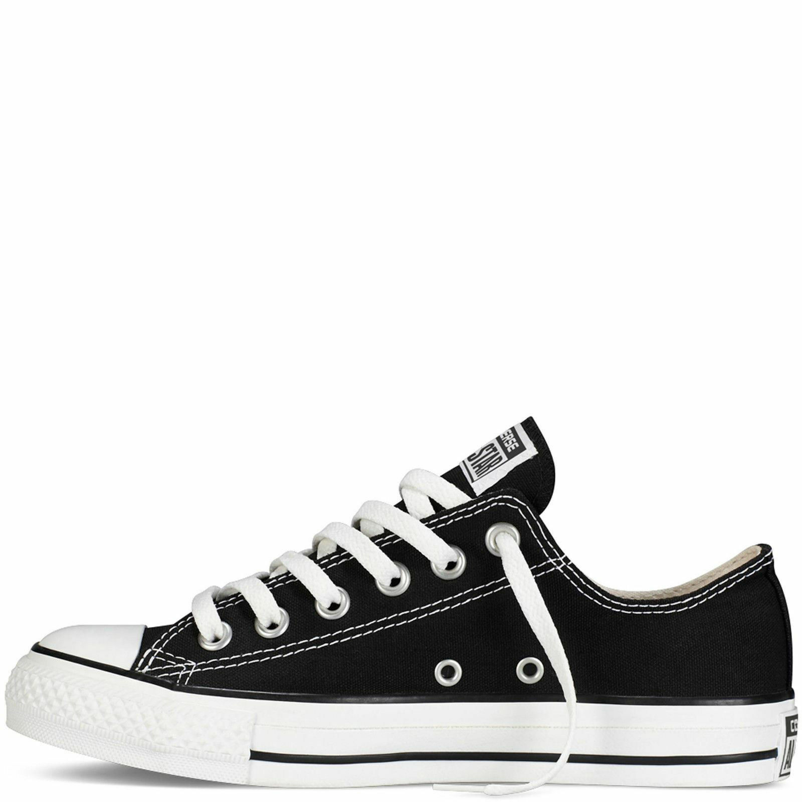Womens Mens Authentic Classic Athletic Sneakers Low High Top Casual Canvas Shoes 6