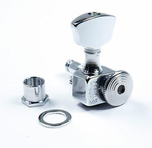 Sperzel-Trimlok-Locking-3x3-Chrome-tuners-NEW-Auth-Dealer-full-warranty