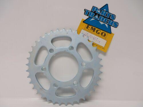 EMGO Steel Rear Sprocket 38T 520 Suzuki GN400 VL250 GSX-R250 GSXR1100
