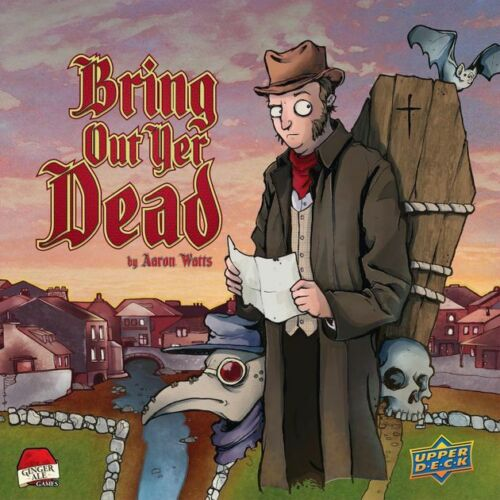 Bring-Out-Yer-Dead-Board-Game-Upper-Deck-Entertainment-Horror-Card-Game-NEW