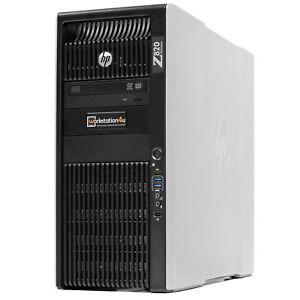 Hp-Z820-Workstation-2x-Xeon-E5-2690-64GB-Ram-256GB-Ssd-Quadro-K4000-W10