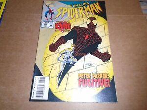 THE-AMAZING-SPIDER-MAN-401-Marvel-1995-VF
