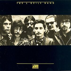 NEW-CD-Album-J-Geils-Band-Self-Titled-Mini-LP-Style-card-Case