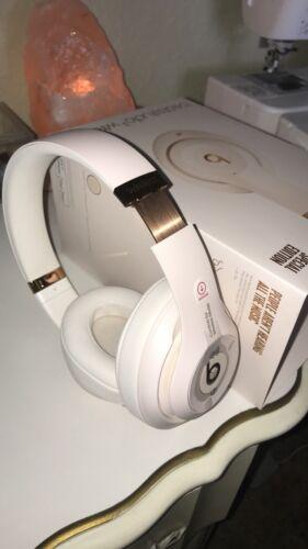 e3028c918e7 Beats by Dr. Dre Studio3 Headband Wireless Headphones - Porcelain rose for  sale online | eBay