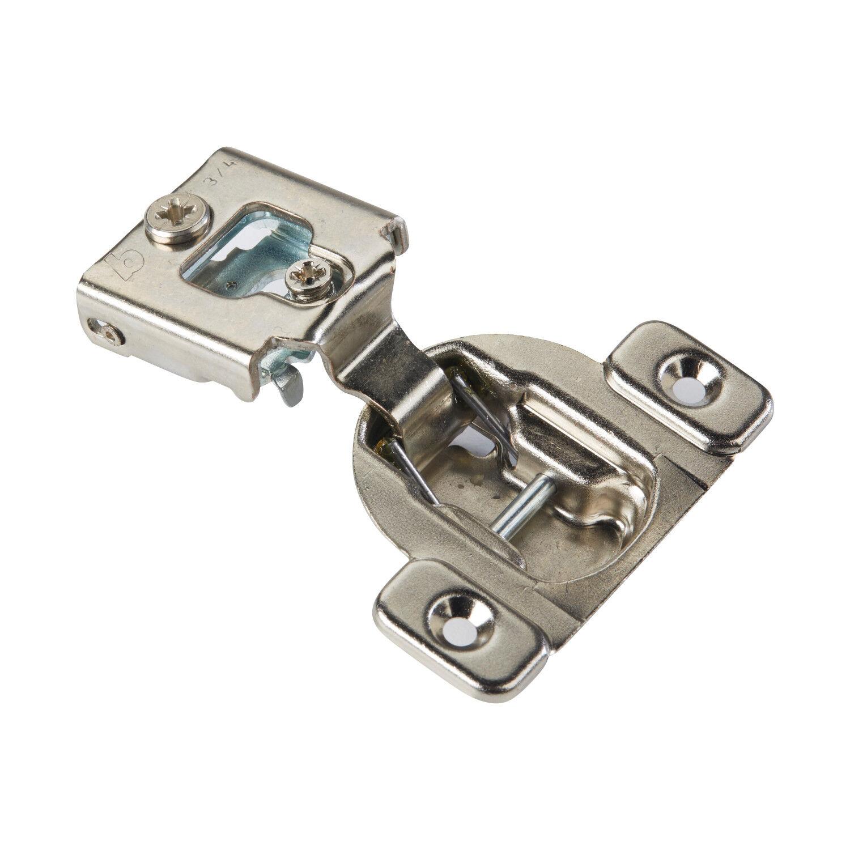 Blaum Cabinet Hinges Compact 38 N 3 4 Overlay 38N355C.12 - SCREW ON