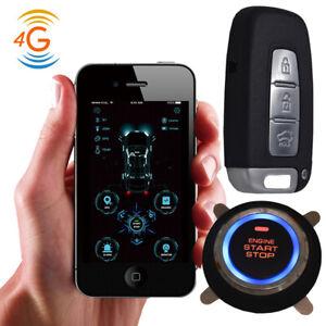 Cardot Smart Engine Start Stop Pke Keyless Entry Remote Starter 4g Car Alarms 765276016314 Ebay