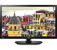 "LG 24MT57S 24"" Smart Full HD IPS LED TV Wi-Fi & Freeview & Freesat - Black"